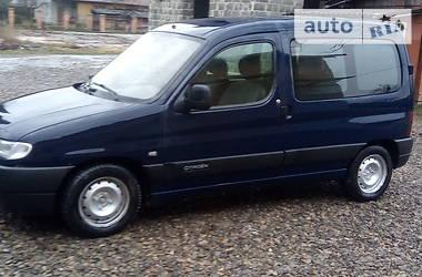 Citroen Berlingo пасс. 2001 в Калуше