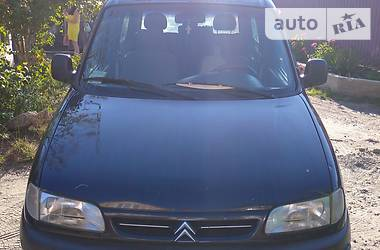 Citroen Berlingo пасс. 1998 в Новой Каховке