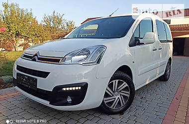 Citroen Berlingo пасс. 2016 в Северодонецке