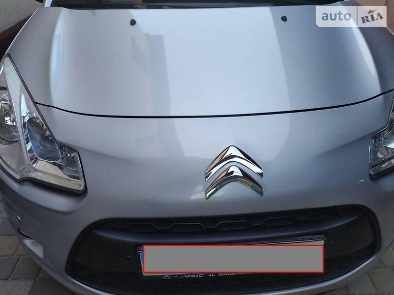 Citroen C3 2010 года в Запорожье