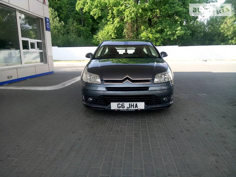 Citroen C4 2006 в Ужгороде
