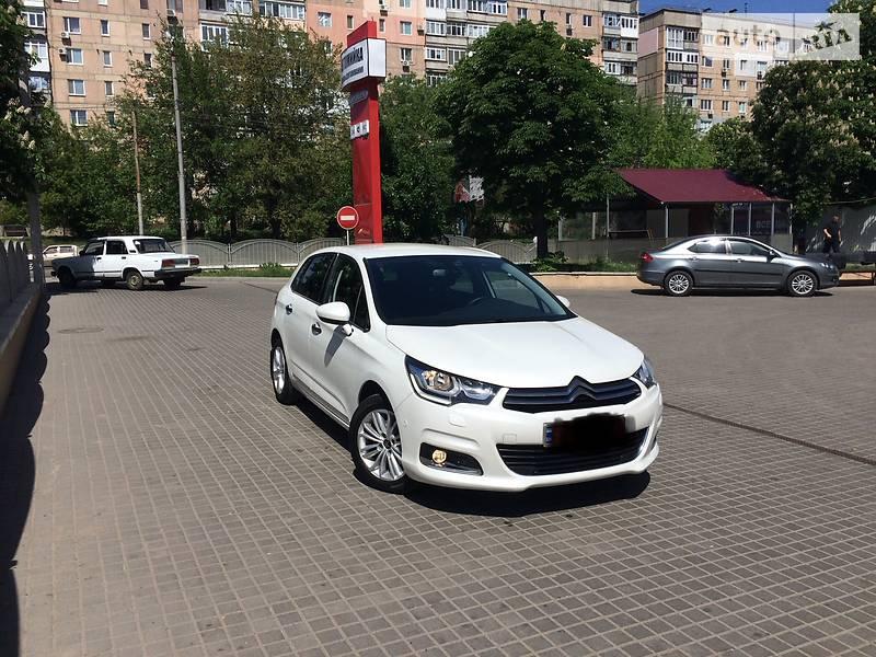 Citroen C4 2016 в Киеве