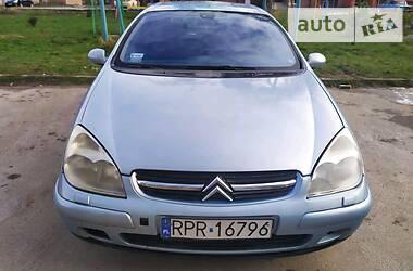 Citroen C5 2002 в Львове