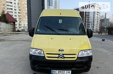 Citroen Jumper груз. 2006 в Львове