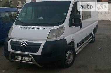 Citroen Jumper пасс. 2007 в Камне-Каширском