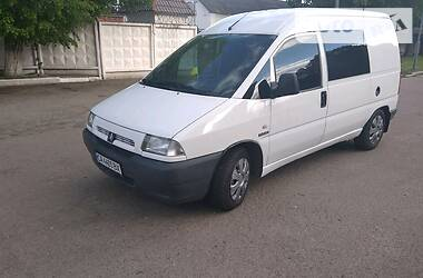 Citroen Jumpy груз.-пасс. 2003 в Прилуках