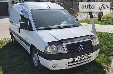 Легковой фургон (до 1,5 т) Citroen Jumpy груз.-пасс. 2006 в Харькове