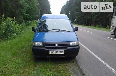 Citroen Jumpy груз. 1996 в Луцке
