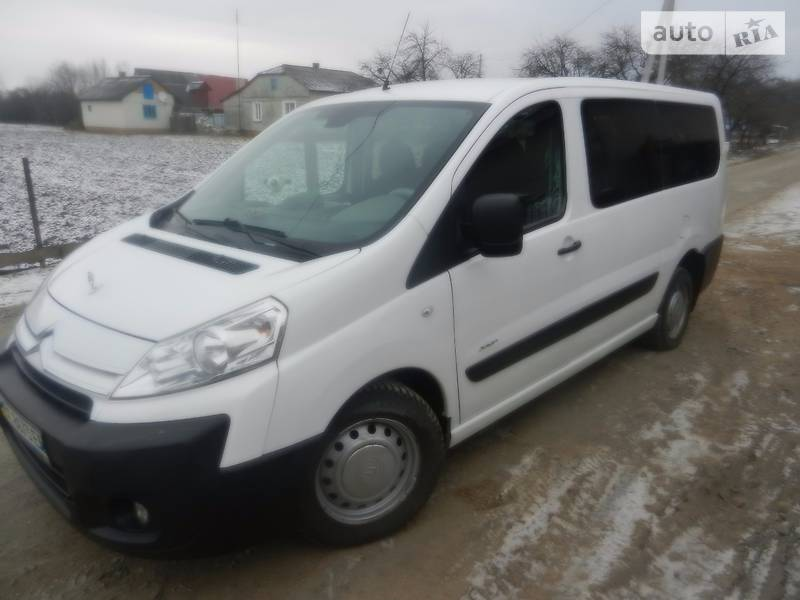Citroen Jumpy пасс. 2008 в Бродах