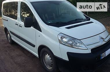 Citroen Jumpy пасс. 2008 в Нововолынске