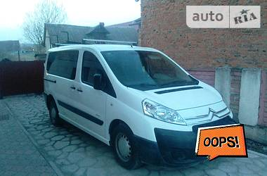 Citroen Jumpy пасс. 2007 в Жовкві