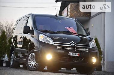 Citroen Jumpy пасс. 2012 в Дрогобыче