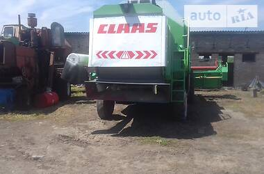 Комбайн зерноуборочный Claas Dominator 108 1989 в Тальном