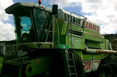 Комбайн зерноуборочный Claas Dominator 1997 в Черкассах