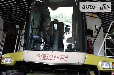 Claas Lexion 460 2000 в Ужгороді