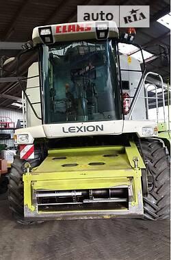 Комбайн зерноуборочный Claas Lexion 460 2002 в Ровно