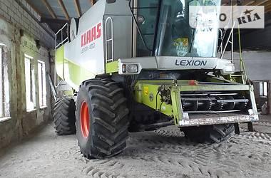 Claas Lexion 480 2002 в Сумах