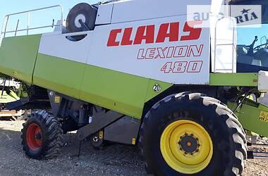 Claas Lexion 480 1999 в Волочиске