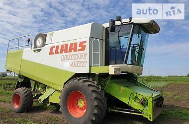 Комбайн зерноуборочный Claas Lexion 480 1997 в Кропивницком