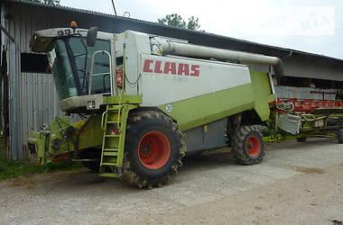 Комбайн зерноуборочный Claas Lexion 480 2003 в Ужгороде