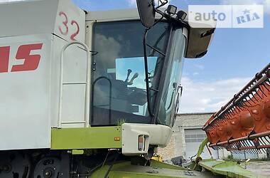 Комбайн зерноуборочный Claas Lexion 480 2002 в Львове