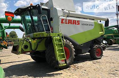 Claas Lexion 570 2007 в Ровно