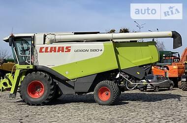 Claas Lexion 580 2010 в Ровно