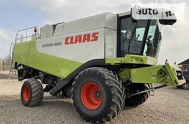 Комбайн зернозбиральний Claas Lexion 580 2004 в Володарці