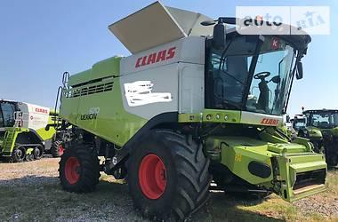 Комбайн зерноуборочный Claas Lexion 660 2018 в Володарке
