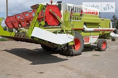Claas Mega 208 1997 в Сокале