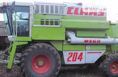 Claas Mega  1997