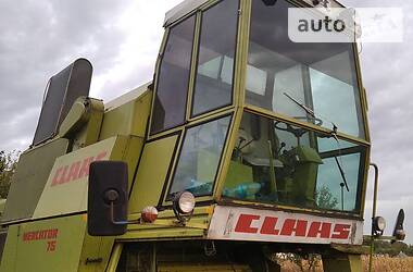 Комбайн зерноуборочный Claas Mercator 1989 в Голованевске