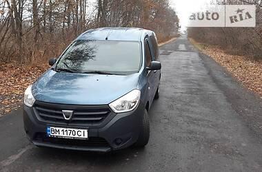 Dacia Dokker пасс. 2013 в Сумах