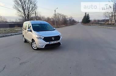 Минивэн Dacia Dokker пасс. 2014 в Дрогобыче