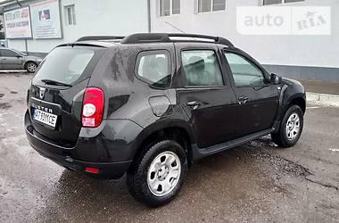 Dacia Duster 4 x2 2012