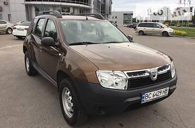 Dacia Duster 2010 в Львове