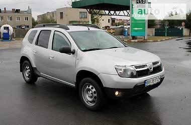 Dacia Duster 2011 в Староконстантинове
