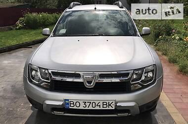 Dacia Duster 2012 в Лановцах