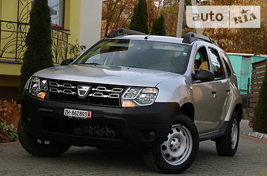 Dacia Duster 2014 в Трускавці