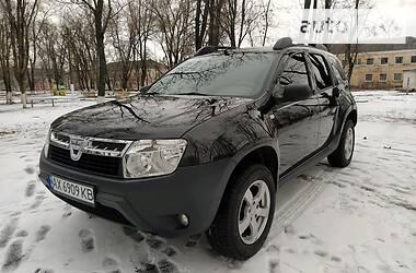 Dacia Duster 2011 в Купянске