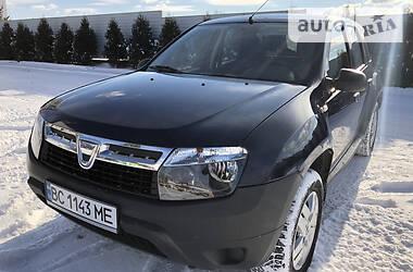 Dacia Duster 2013 в Львове