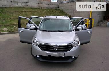 Dacia Lodgy 2013 в Сумах