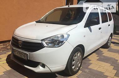 Dacia Lodgy 2013 в Самборе