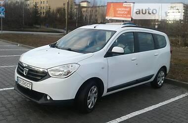 Dacia Lodgy 2012 в Хмельницком