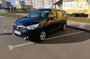 Dacia Lodgy 2015 в Виннице