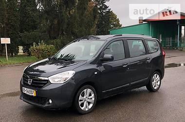 Dacia Lodgy 2014 в Ковеле