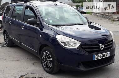 Универсал Dacia Lodgy 2016 в Житомире