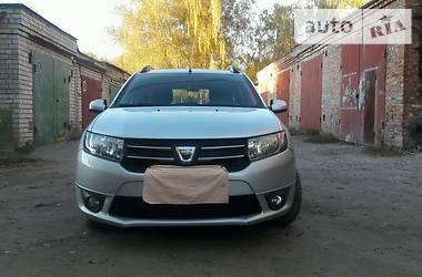 Dacia Logan MCV 2015 в Чернигове