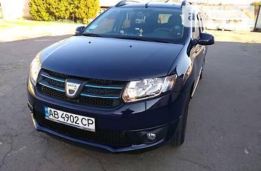 Dacia Logan MCV 2014 в Жмеринке