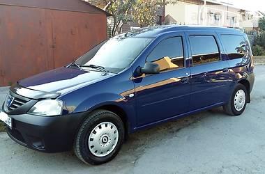 Dacia Logan MCV 2008 в Запорожье